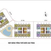 Mở bán chung cư Hateco Apollo Nam Từ Liêm, căn hộ 2-3 PN, giá từ 1,1-1,7 tỷ, bàn giao full nội thất