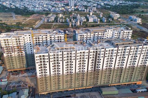 Căn hộ Phú An 70m2, 2 phòng ngủ, 2 wc giá chỉ từ 26,5 triệu/m2