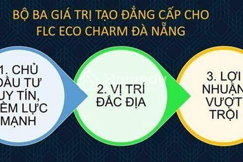 Đặt chỗ biệt thự view sông FLC Eco Charm Đà Nẵng