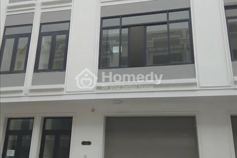 Cho thuê nhà mặt phố khu Thành phố Giao Lưu Phạm Văn Đồng
