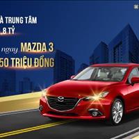 Mua nhà liền tay, nhận ngay quà khủng - Sắm nhà trúng Mazda vi vu thả ga