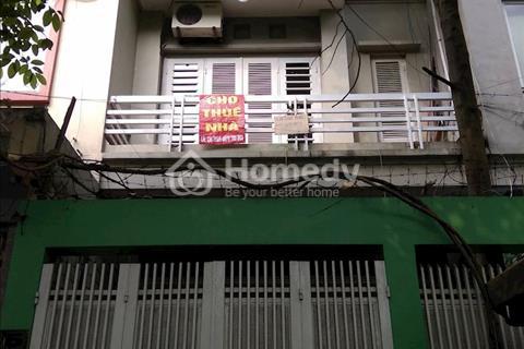 Cho thuê nhà liền kề khu đô thị Văn Phú, 96m2, 5,5 tầng, thang máy