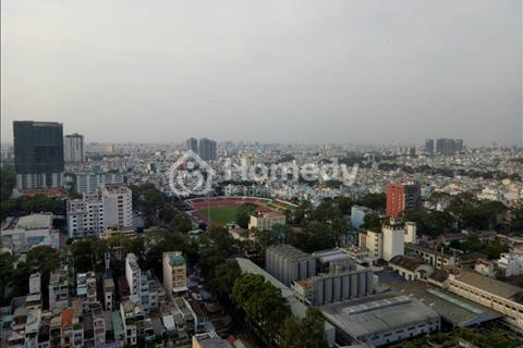 Căn hộ cao cấp Hùng Vương Plaza, Quận 5, 132m2, 3 phòng ngủ, full nội thất đẹp, giá 1000 USD/tháng
