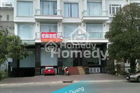 Cho thuê tòa nhà đường Phạm Hùng, Quận 8, diện tích 480m2