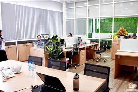 Cho thuê văn phòng diện tích 60m2, văn phòng tiện nghi full nội thất quận Phú Nhuận