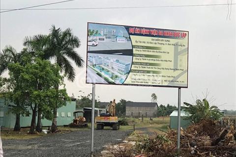 Hưng Thịnh Cát Tường Town đối diện bệnh viện Quốc tế 5x15m 360 triệu góp 24 tháng, chiết khấu 5 chỉ