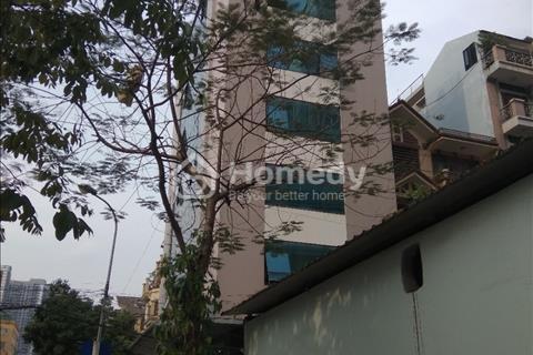 Cho thuê nhà xây mới 100m2, 6 tầng phố Thiên Hiền, Nam Từ Liêm