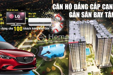 Thanh toán 450 triệu nhận ngay căn hộ Prosper Plaza 2 phòng ngủ trong năm, cao cấp nhất khu vực