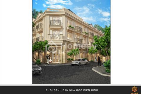 4 tỷ - biệt thự mini Bình Tân, 4.1x13m, 4 tầng, 5 phòng ngủ