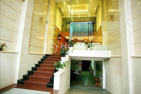 Bán khách sạn mặt tiền Tân Sơn Nhì, 4.5x17m nở hậu 7.6m, 1 lửng 3 lầu sân thượng, thang máy
