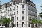 Với vẻ đẹp hiền hòa vừa lộng lẫy của lỗi kiến trúc xanh đến từ chủ đầu tư Vimefulland, mỗi tòa biệt thự song lập tại phân khu Larissa được thiết kế theo kiểu kiến trúc đồng bộ đầy sáng tạo và độc đáo mang lại cuộc sống thư thái cho các chủ căn hộ.
