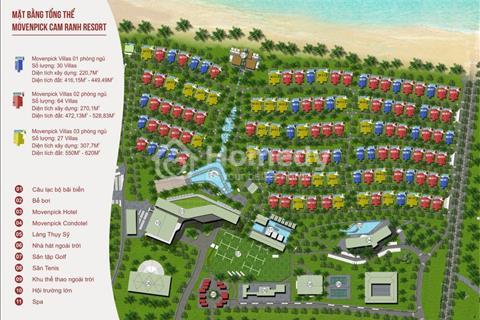 """Movenpick Cam Ranh Resort: """"Mua villa tặng condotel"""" chỉ từ 4,6 tỷ"""