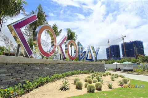 Bán nhanh lô góc mặt tiền đường 34m và 27m – Khu Cocobay giá 11,8 triệu/m2