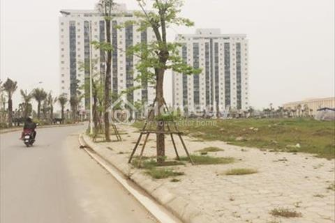 Bán lô đất liền kề khu A1.2 lk 07 đô thị Thanh Hà cienco5 , vị trí  gần khu chung cư