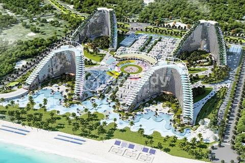Sở hữu căn hộ Condotel view trực diện biển, full nội thất, tiện ích đẳng cấp 5* với giá từ 1 tỷ