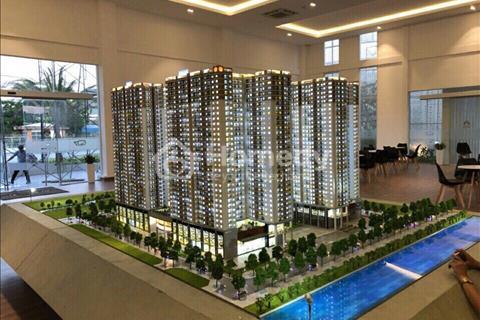 Bán căn hộ mặt tiền Hoàng Quốc Việt, Đào Trí, Quận 7, view cầu Phú Mỹ, miễn môi giới