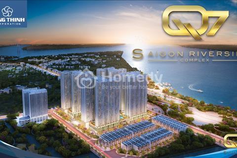 Mở bán Q7 Saigon Riverside Complex quận 7, nhận giữ chỗ 50tr, chiết khấu 5%