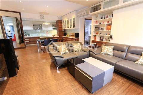 Cho thuê căn hộ Happy Valley, Phú Mỹ Hưng, nhà đẹp, giá rẻ, 135m2, 4 phòng ngủ, nội thất đầy đủ