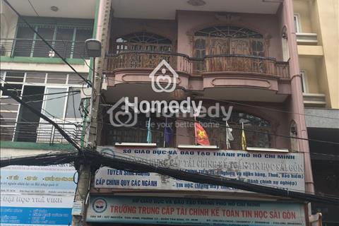 Cho thuê nhà phố đường Trường Chinh, quận Tân Bình, 23.5x24.5m, thích hợp làm ngân hàng, showroom