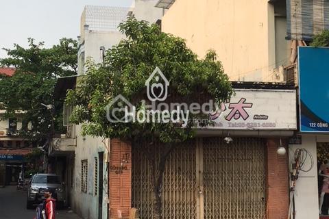 Cho thuê nhà căn góc 2 mặt tiền đường Cộng Hòa và Giải Phóng, đối diện Út Tịch, 5 x 21m