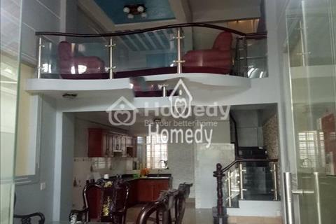 Cho thuê nhà mặt tiền đường số 17 thông lên chợ Hạnh Thông Tây, Phường 11