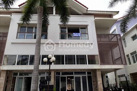 Cho thuê biệt thự Ngân Long, Nguyễn Hữu Thọ, 393m2 sử dụng 6 phòng ngủ, 5 vệ sinh, 30 triệu/tháng