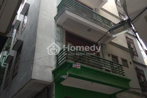 Cho thuê nhà phân lô Trung Kính, 15 triệu/tháng, 60m2, 5 tầng
