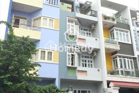 Cho thuê căn nhà 4 lầu đường số 79, Phường Tân Quy, Quận 7