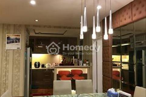 Cho thuê căn hộ cao cấp Flemington, quận 11, 120m2, 3 phòng ngủ, giá 22 triệu/tháng