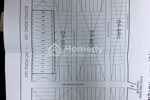Bán 5 lô mặt tiền xã An Viễn Trảng Bom Đồng Nai
