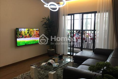 Bán căn 2 phòng ngủ cạnh hồ Linh Đàm giá 1,8 tỷ/căn 74m2 có nội thất, lãi suất 0% sắp nhận nhà