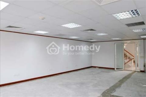 Sàn văn phòng 40m2 giá 8 triệu/tháng mặt đường Yên Phụ, Trúc Bạch, Ba Đình
