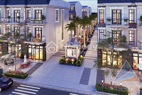 Nhà phố 3 tầng xây sẵn, mặt tiền đường lớn 15m, thích hợp KD, giá chính chủ