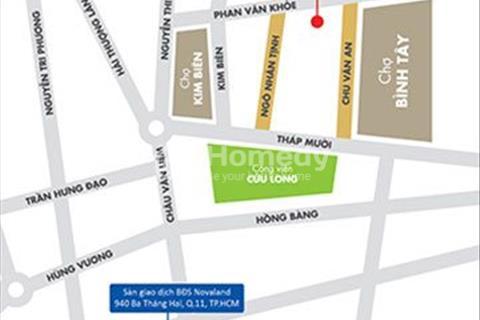 Cho thuê căn hộ Lucky Palace, 85m2, 2 phòng ngủ, 2 vệ sinh, full nội thất