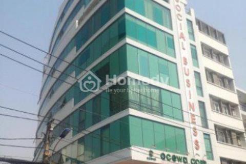 Văn phòng cho thuê quận Phú Nhuận - không gian hiện đại, lí tưởng