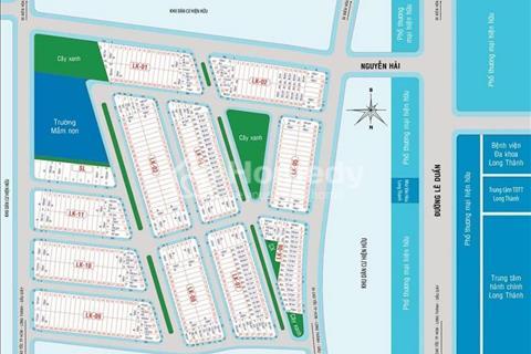 Mở bán đất nền dự án Eco Town Long Thành, nơi đầu tư hàng đầu hiện nay