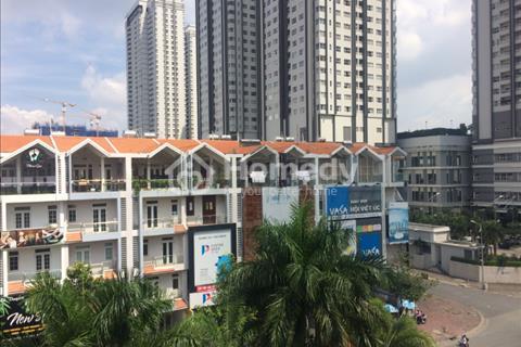 Cho thuê nhà phố đường D1 khu Him Lam quận 7 diện tích 5x20m, hầm 4 lầu, 50 triệu