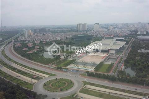 Cho thuê chung cư Thăng Long Number One, 87m2, view đẹp
