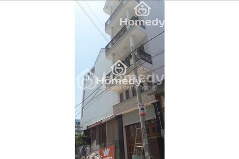 Cho thuê nhà mới 3 lầu mặt tiền đường Lũy Bán Bích, phường Hòa Thạnh, quận Tân Phú