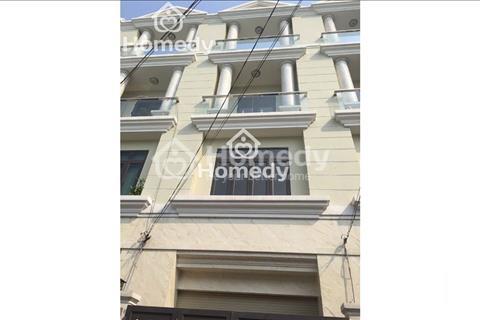 Cho thuê nhà mới 5 lầu mặt tiền kinh doanh đường Thạch Lam, phường Phú Thạnh quận Tân Phú