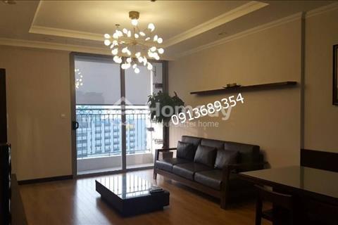 Cho thuê chung cư 56 Nguyễn Chí Thanh, 110m2, đồng bộ, khách Nhật sắp hết hợp đồng