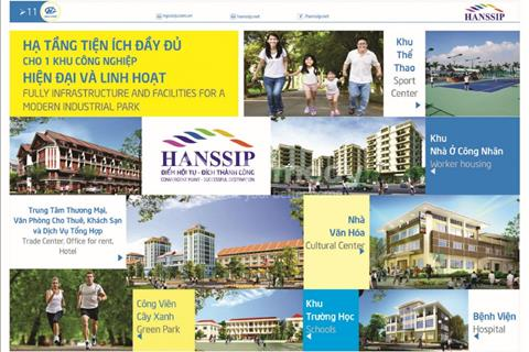 Hot cơ hội đầu tư đất nền có xuất sắc tại khu đô thị Hanssip