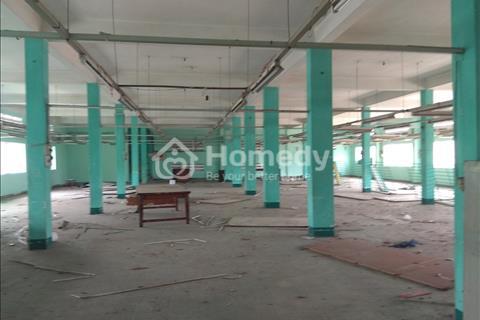 Cho thuê 7000m2 nhà xưởng gần Aeon Tân Phú, Bình Tân