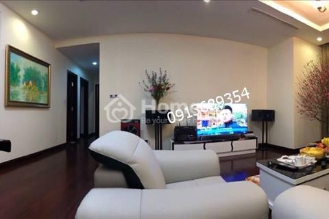 Cho thuê chung cư cao cấp Royal City, 150m2, màu sắc trẻ trung - tươi mới