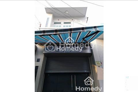 Cho thuê nhà mặt tiền Dương Khê, 4x20m, phường Hiệp Tân, quận Tân Phú