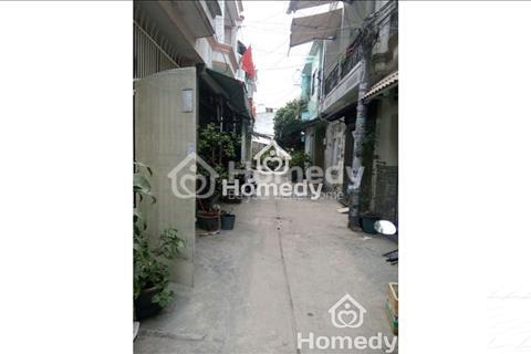Bán nhà hẻm xe hơi 1 trệt 1 lầu 1,95 tỷ, Huỳnh Văn Nghệ, Gò Vấp