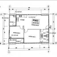 Chính chủ bán căn hộ 2502, 2503 chung cư CT2A Thạch Bàn, giá gốc 12.2 triệu/m2