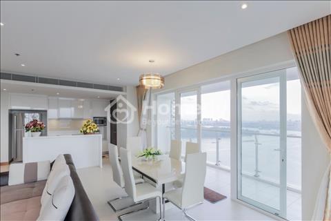 Bán căn hộ Đảo Kim Cương quận 2, 3 phòng ngủ, 137m2, view sông và quận 1