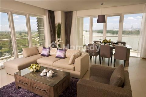 Bán căn hộ Đảo Kim Cương view sông - quận 1, 2 - 3 phòng ngủ, 89 - 120 m2, giá chênh lệch ít nhất
