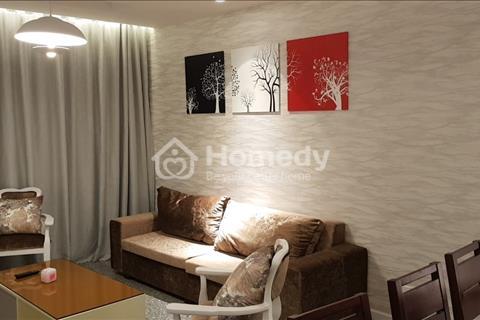 Căn hộ cho thuê Dragon Hill quận 7 nội thất mới 100%, thiết kế 3 phòng ngủ, 104m2